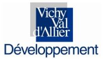 VICHY VAL D'ALLIER DEVELOPPEMENT
